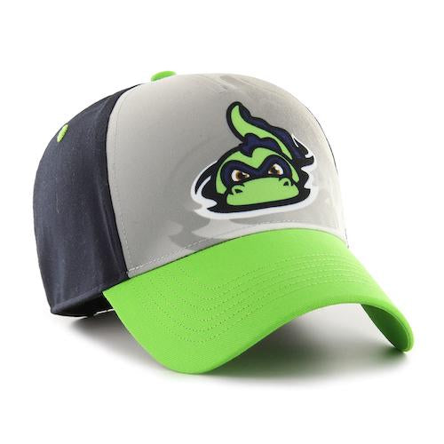 Vermont Lake Monsters Youth Offset Cap - '47 Brand