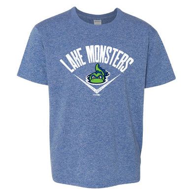 Vermont Lake Monsters Youth Trusted T-Shirt