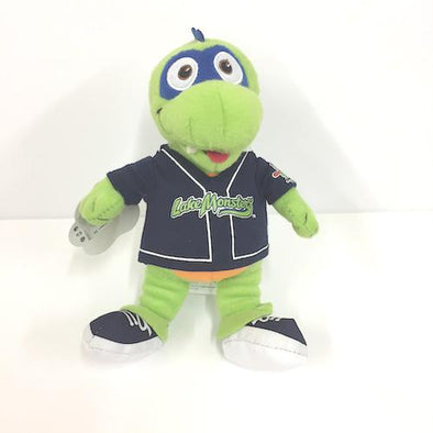 Vermont Lake Monsters Mascot CHAMP Plush Doll
