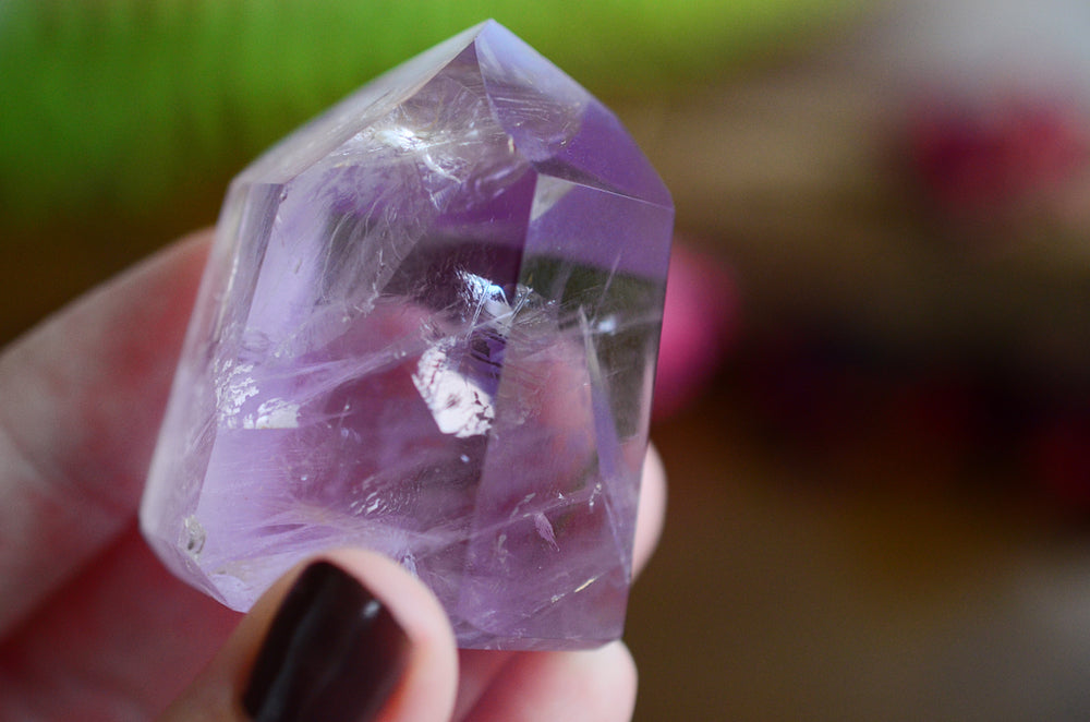 amethyst for stress relief