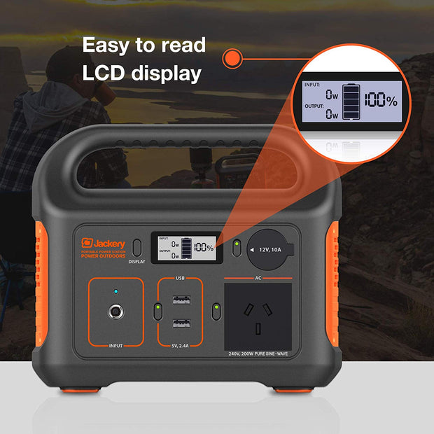 Explorer 240Wh Portable Power Station