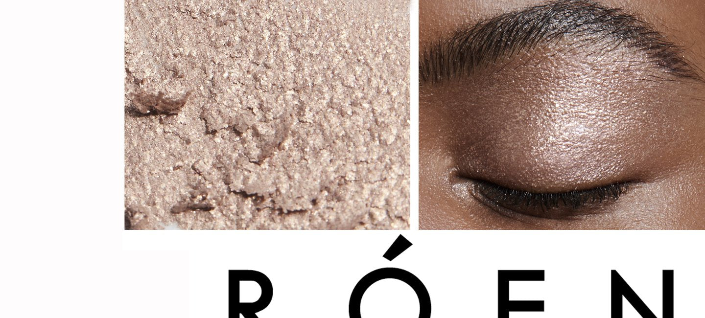 ROEN BEAUTY - Eye Shadow Shades - Everything's better in Rose Gold.