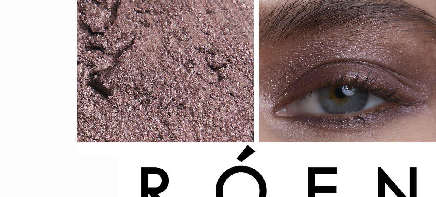 ROEN BEAUTY - Eye Shadow Shades - The purple eyeshadow that you'll actually wear...well, because it's perfect.