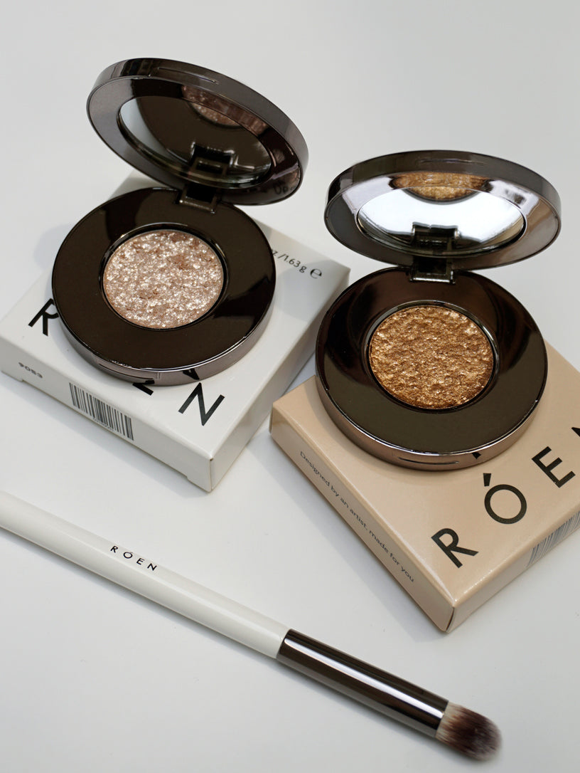 RÓEN BEAUTY - Eye Shadow Shades – Summer Disco – this burnt sienna tone is the perfect shade to wear anytime.