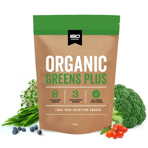 180 Nutrition Greens Plus-Health Foods - Greens-180 NUTRITION-250GM-Thrive Health and Nutrition