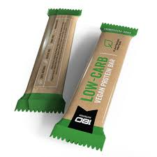 180 Nutrition Low-Carb Vegan Protein Bar-Health Foods - Protein Bars-180 NUTRITION-40g-CHOC MINT-Thrive Health and Nutrition