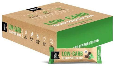 180 Nutrition Low-Carb Vegan Protein Bar