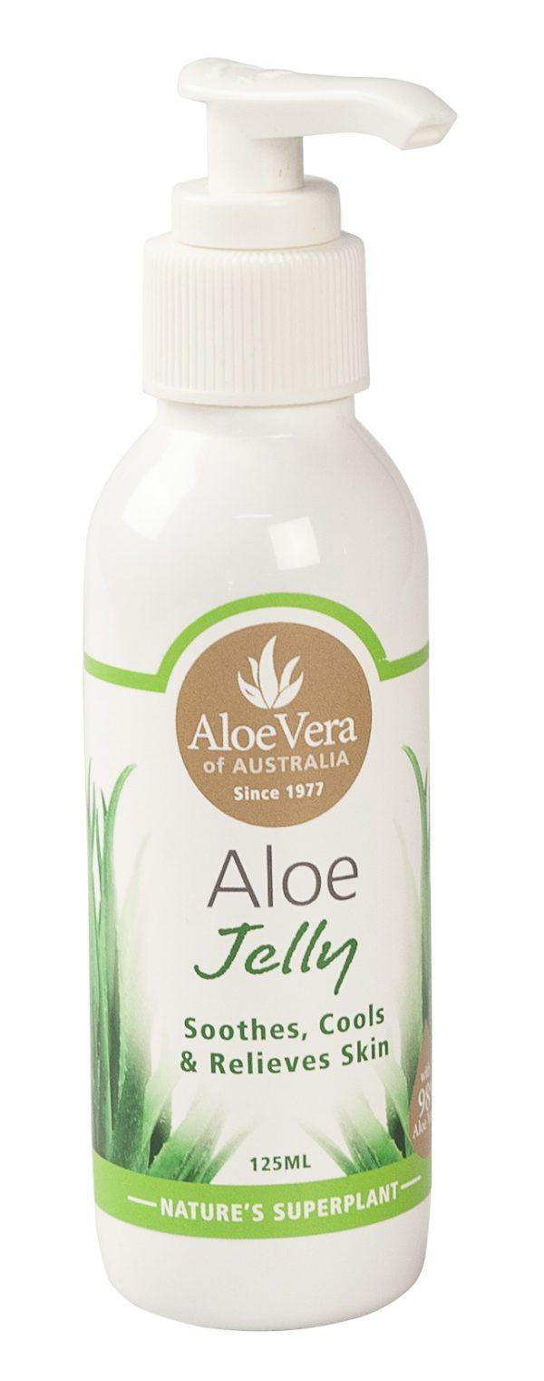 Aloe Jelly-Personal Care - Creams-Aloe Vera of Australia-250ML-Thrive Health and Nutrition