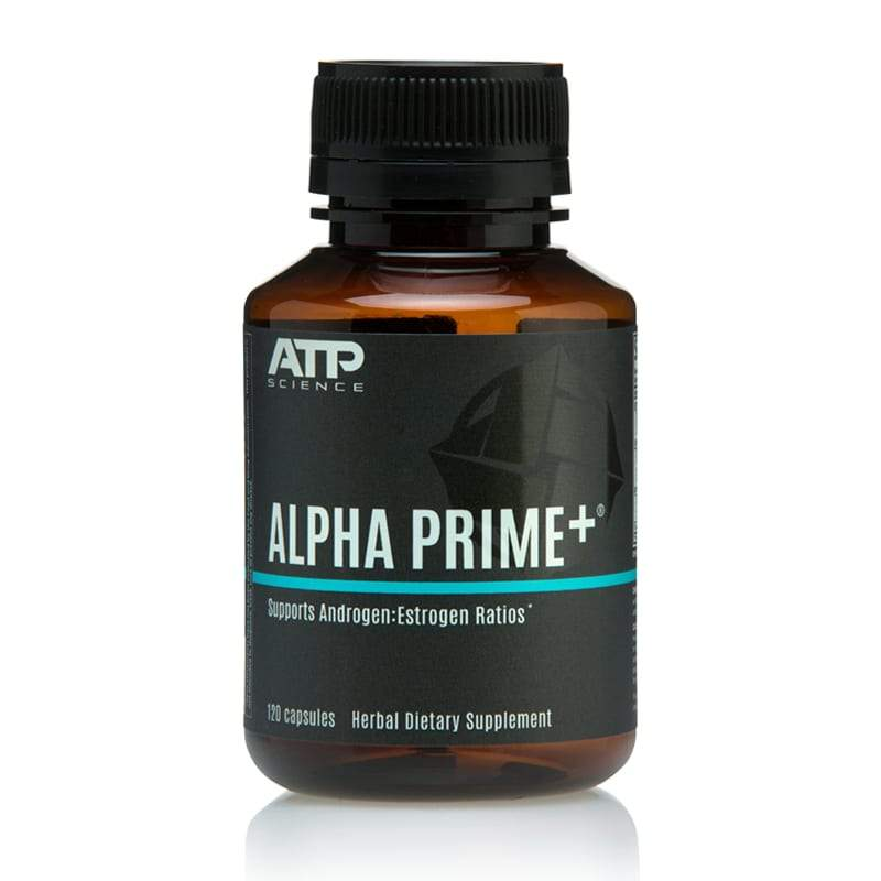ATP Science Alpha Prime-Vitamin and Minerals - Detox-ATP SCIENCE-Thrive Health and Nutrition