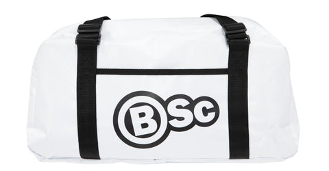BSc The Holdall Bag White