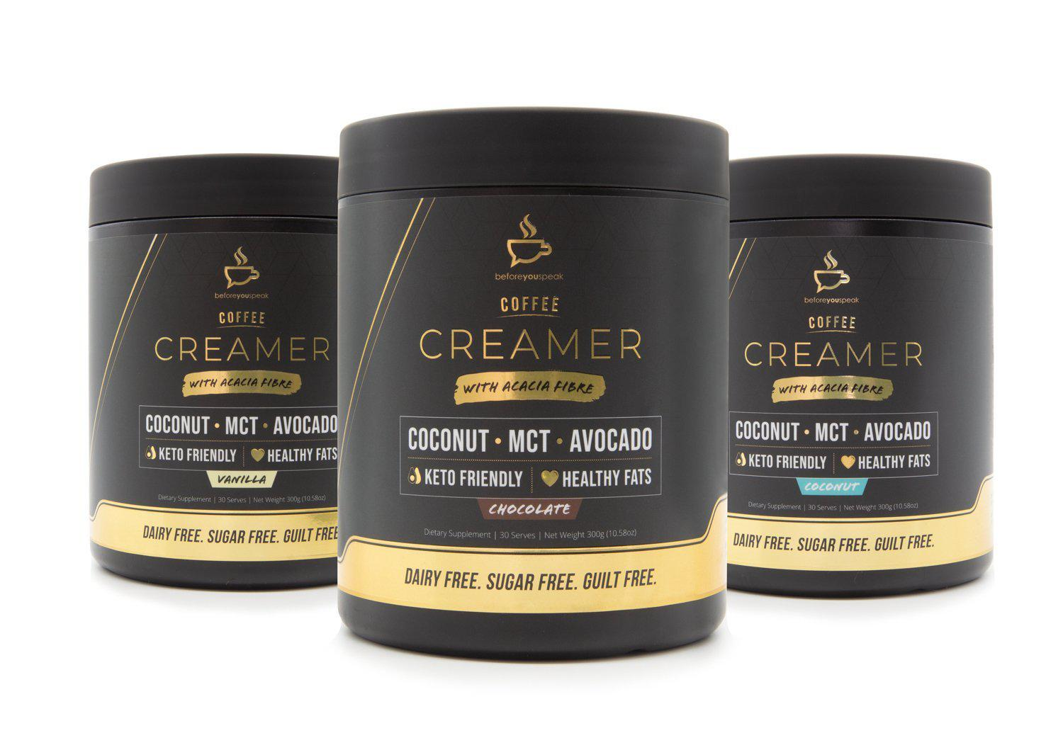 BYS Creamer-Health Foods - Drinks-Before You Speak-Thrive Health and Nutrition