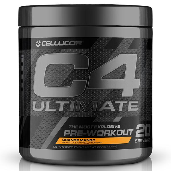 Cellucor C4 Ultimate-Sports Nutrition - Pre Workout-CELLUCOR-20 Serves-ORANGE MANGO-Thrive Health and Nutrition