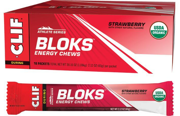 Clif Bloks-Sports Nutrition - Endurance-CLIF-Thrive Health and Nutrition