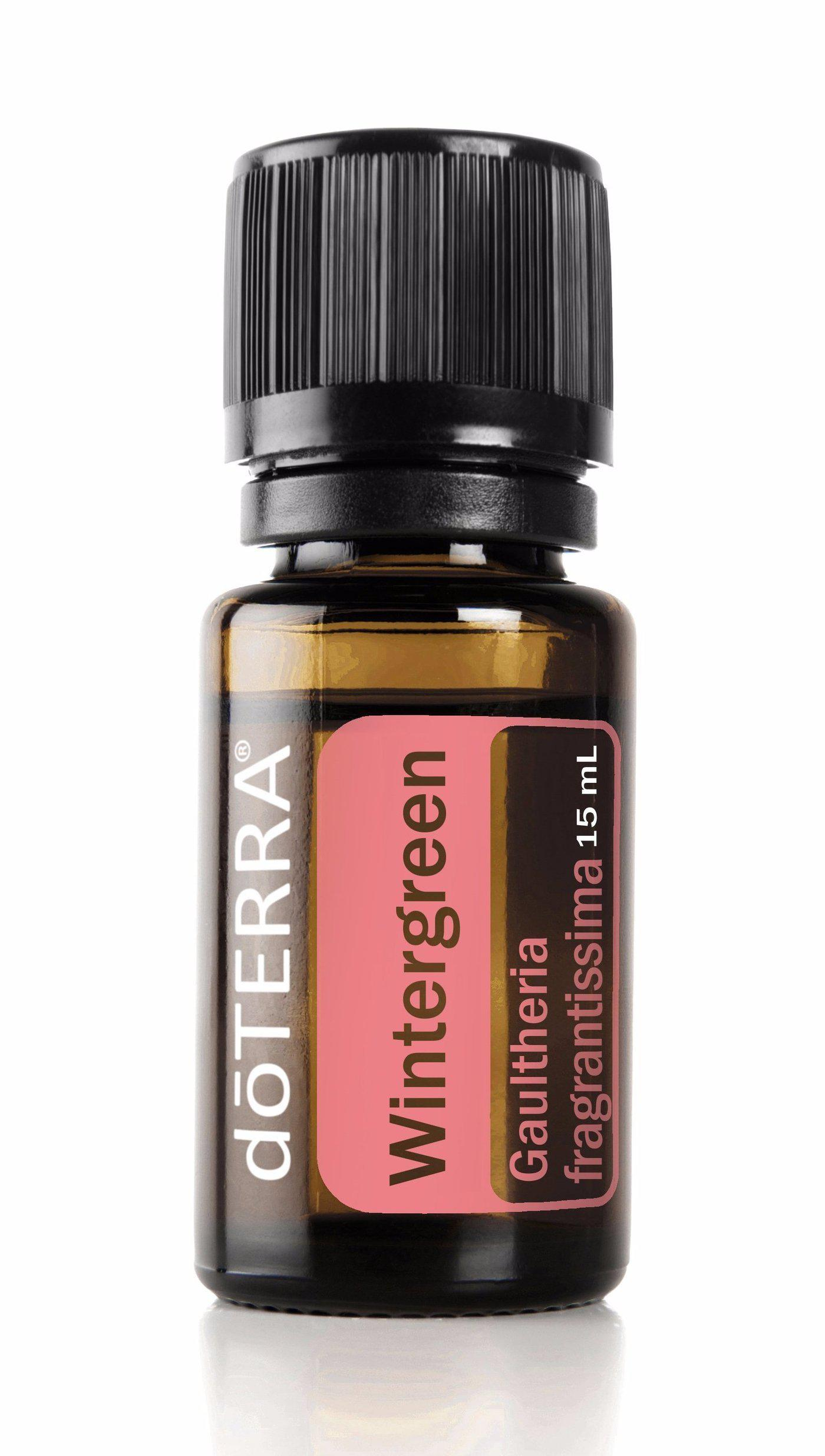 dT Wintergreen-Essential Oils-DOTERRA-15ML-Thrive Health and Nutrition