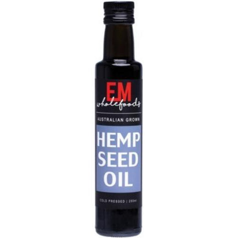 EM Super Foods Hemp Oil