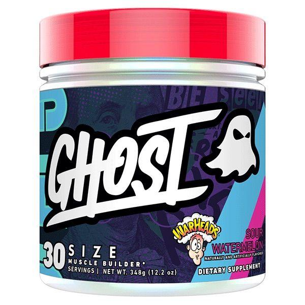 Ghost Size-Sports Nutrition - Creatine-Ghost-30 Serves-Sour Watermelon-Thrive Health and Nutrition