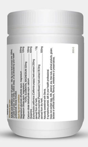 HofG Magnesium Night Plus-Vitamin and Minerals - Magnesium-Herbs of Gold-150G-Thrive Health and Nutrition