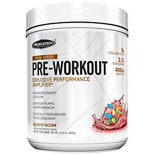 MT Peak Series Pre-Workout-Sports Nutrition - Pre Workout-MUSCLETECH-25 SERVES-Gummy Worm-Thrive Health and Nutrition
