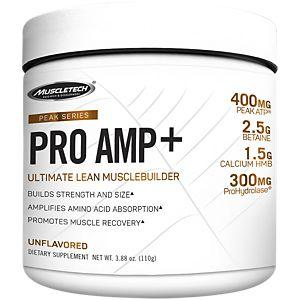 MT Peak Series Pro Amp+-Sports Nutrition - Creatine-MUSCLETECH-20 Serves-UNFLAVOURED-Thrive Health and Nutrition