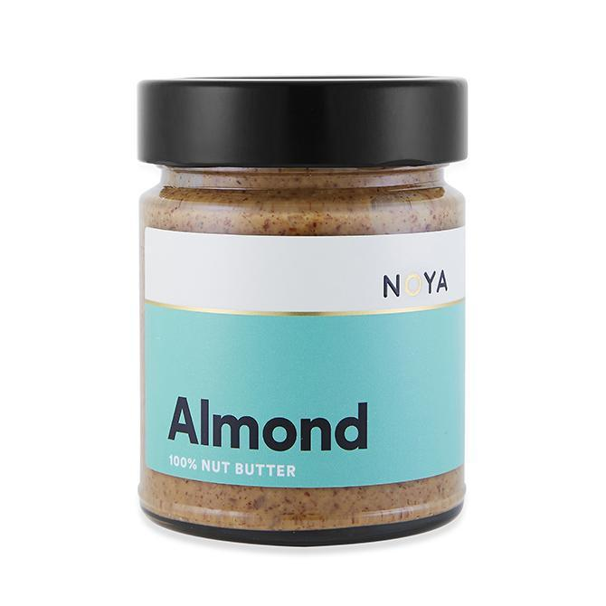 Noya Almond Butter-Health Foods - Nut Butters-Noya-250G-Thrive Health and Nutrition
