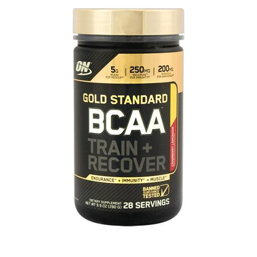 ON Gold Standard BCAA-Sports Nutrition - Amino Acid-Optimum Nutrition-28 Serves-CRANBERRY LEMONADE-Thrive Health and Nutrition