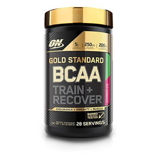 ON Gold Standard BCAA-Sports Nutrition - Amino Acid-Optimum Nutrition-28 Serves-STRAWBERRY KIWI-Thrive Health and Nutrition