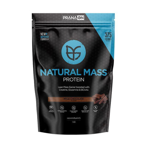 Prana On Natural Mass