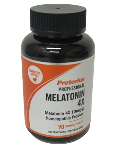 Pretorius Melatonin-Vitamin and Minerals - Relaxation and Sleep-PRETORIUS HOMOEOPATHIC-Thrive Health and Nutrition