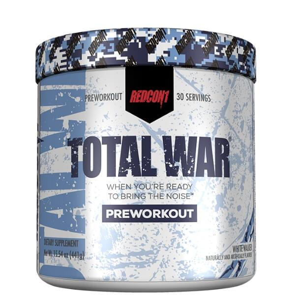 Redcon 1 Total War White Walker (Limited Edition)-Sports Nutrition - Pre Workout-Redcon 1-30 Serves-Thrive Health and Nutrition