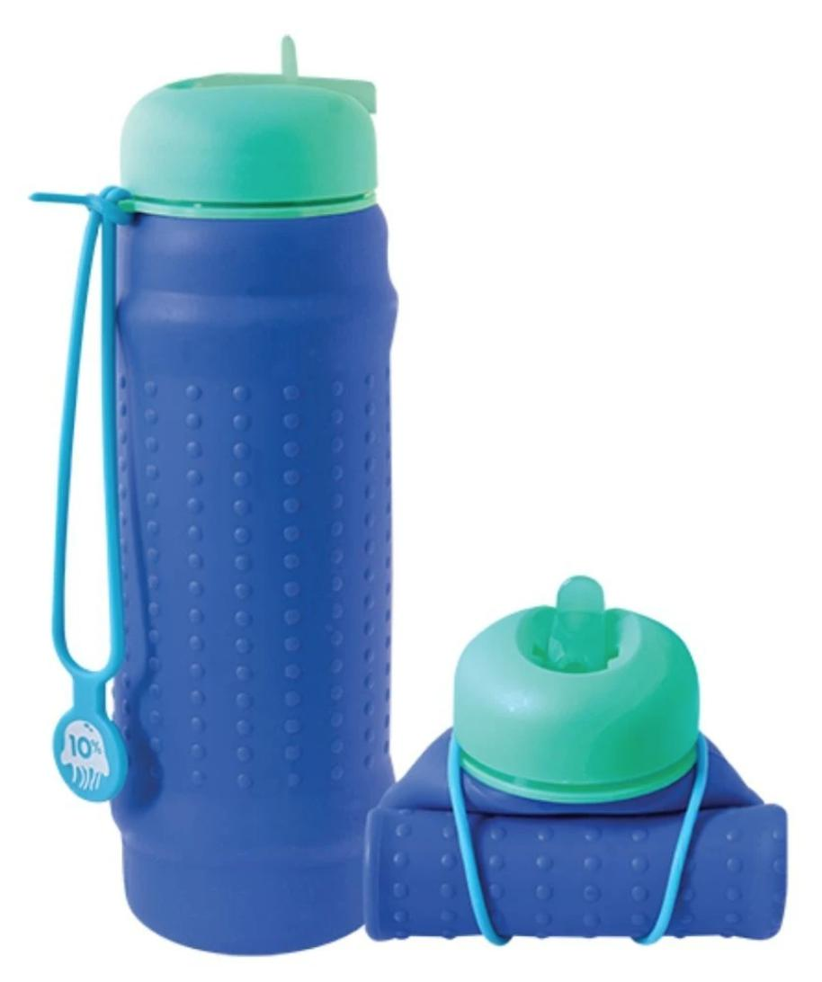 Rolla Bottle-Accessories - Shakers And Reusable Containers-Rolla Bottle-700ml-Cobalt/ Teal/ Aqua-Thrive Health and Nutrition