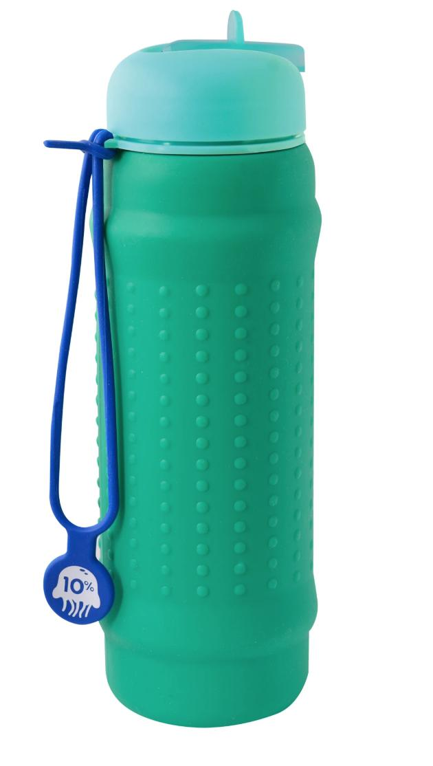Rolla Bottle-Accessories - Shakers And Reusable Containers-Rolla Bottle-700ml-Green/ Teal/ Cobalt-Thrive Health and Nutrition