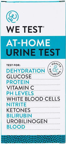 We Test At Home Urine Test