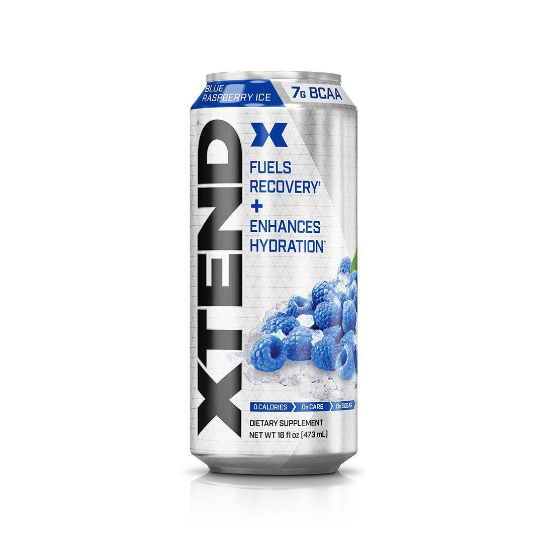 XTend RTD-Health Foods - Drinks-SCIVATION-473ML-Blue Raspberry Ice-Thrive Health and Nutrition