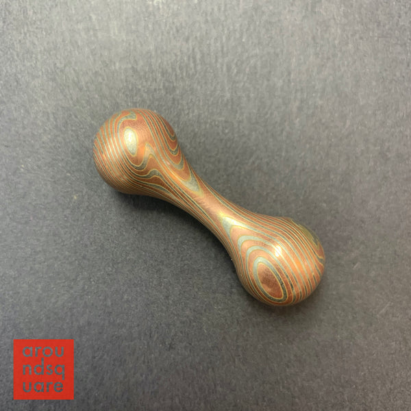 Knucklebone Smalls - Mokume Gane