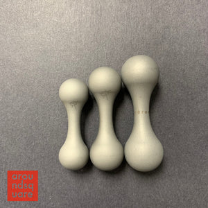 Knucklebone Smalls - Titanium