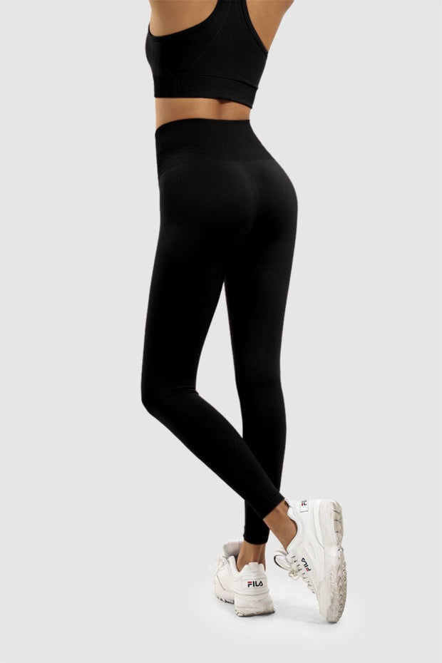 ACTION SEAMLESS LEGGINGS 2-PIECE OUTFIT