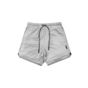 HF HIDDEN POCKETS SHORTS - GREY