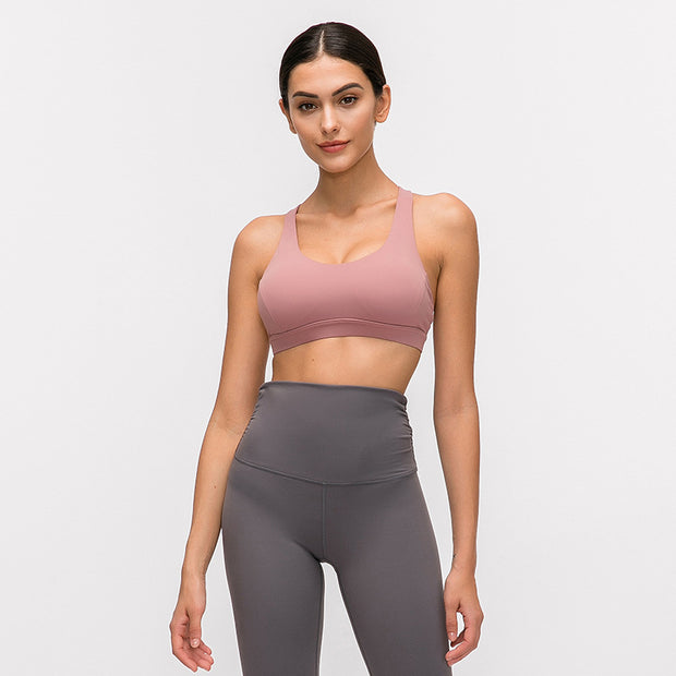 HUSTLE FOCUS SPORTS BRA