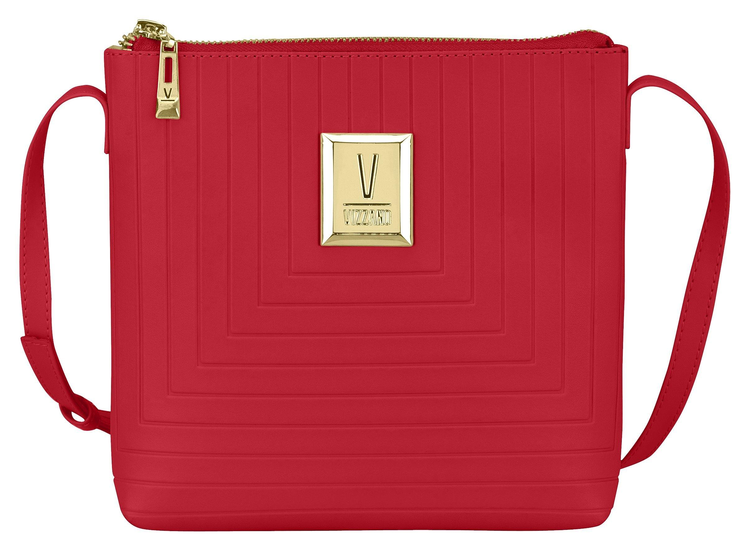 Vizzano 10000-1 Cross Body Bag in Red