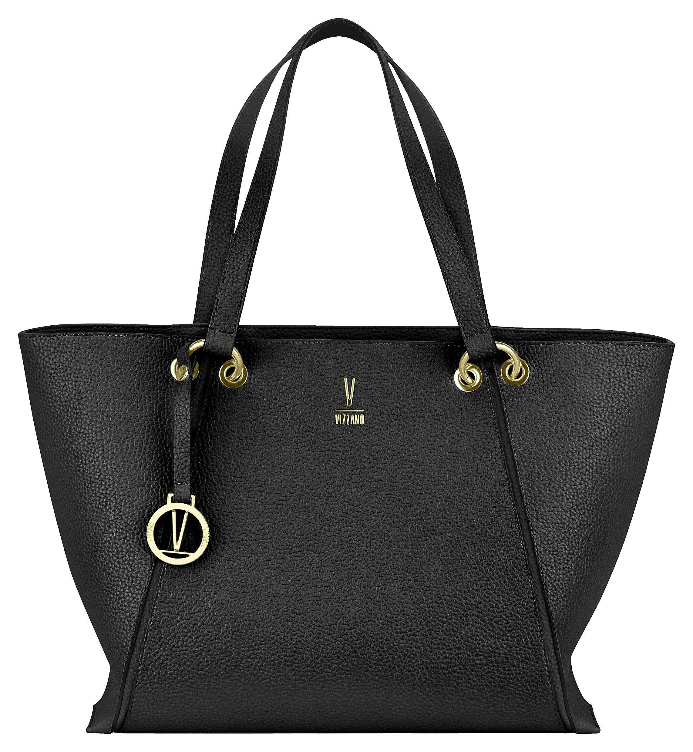 Vizzano 10004-1 Shoulder Bag in Black