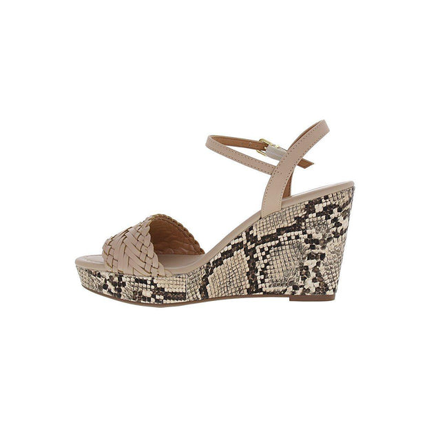 Vizzano 1837-418 Wedge in Beige Napa Wedges Vizzano