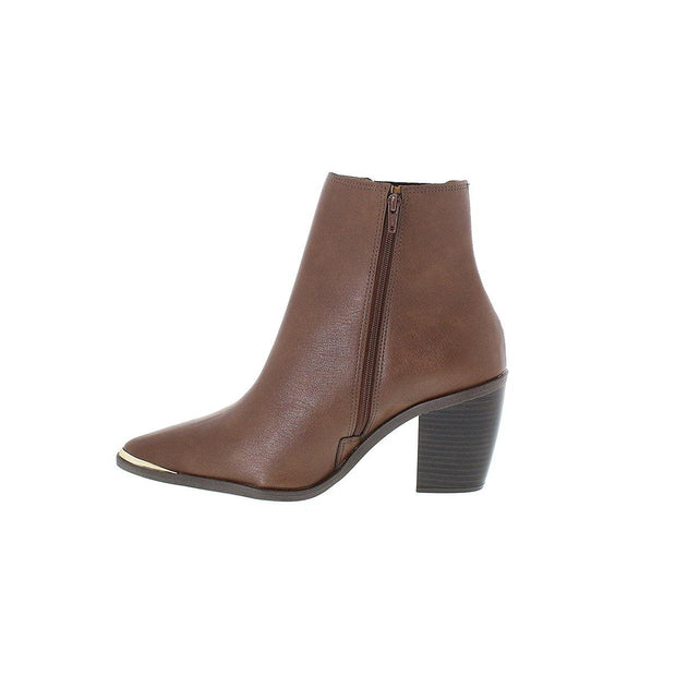Vizzano 3070-101 Pointy Toe Ankle Boot in Pine Napa