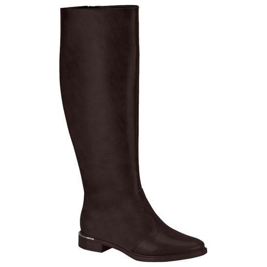 Vizzano 3077-105 Riding Boot in Coffee Napa