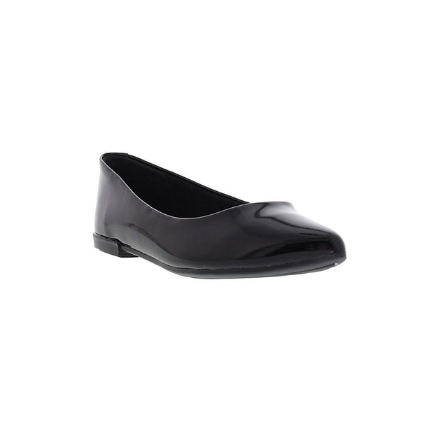 Moleca 5301-309 Pointy Toe Flat in Black Patent