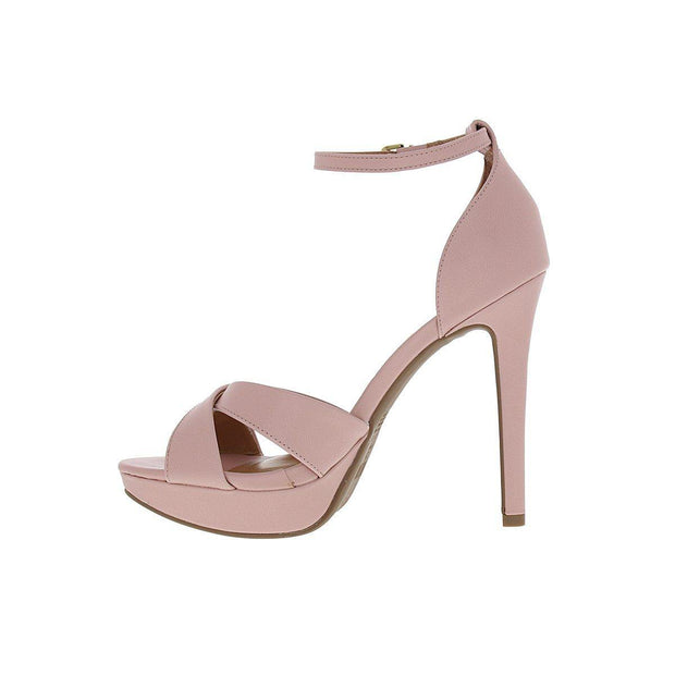 Vizzano 6278-113 High Heel Sandal in Pink Napa