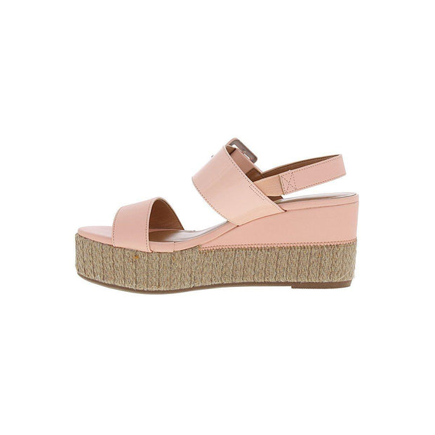 Vizzano 6407-102 Flatform Wedge in Peach Patent Wedges Vizzano