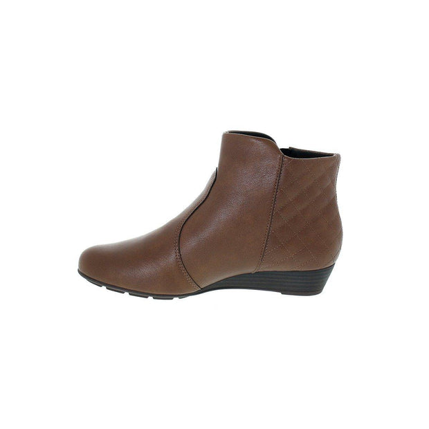 Modare 7048-210 Low Heel Ankle Boots in Pine Napa