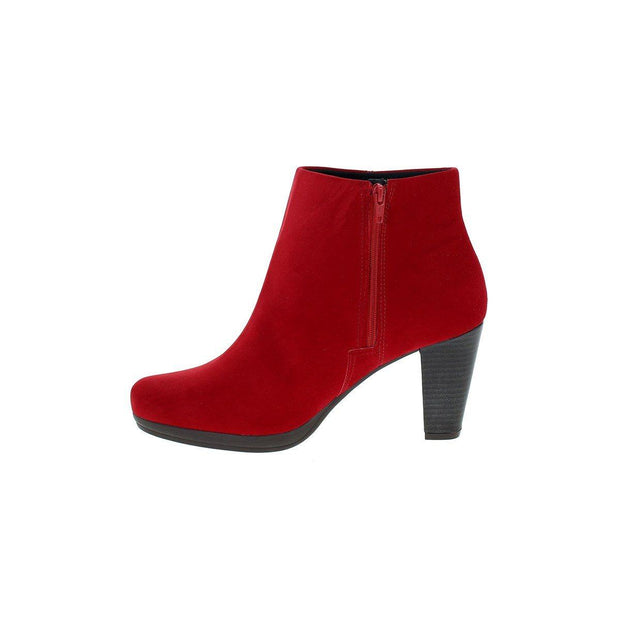 Modare 7064-100 Ankle Boot in Red Boots Modare