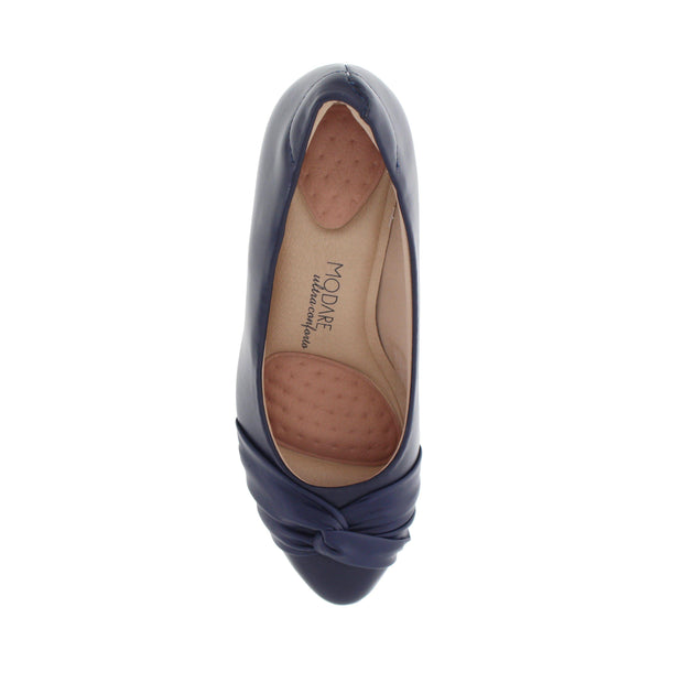 Modare 7305-132 in Navy Napa Sense Flex