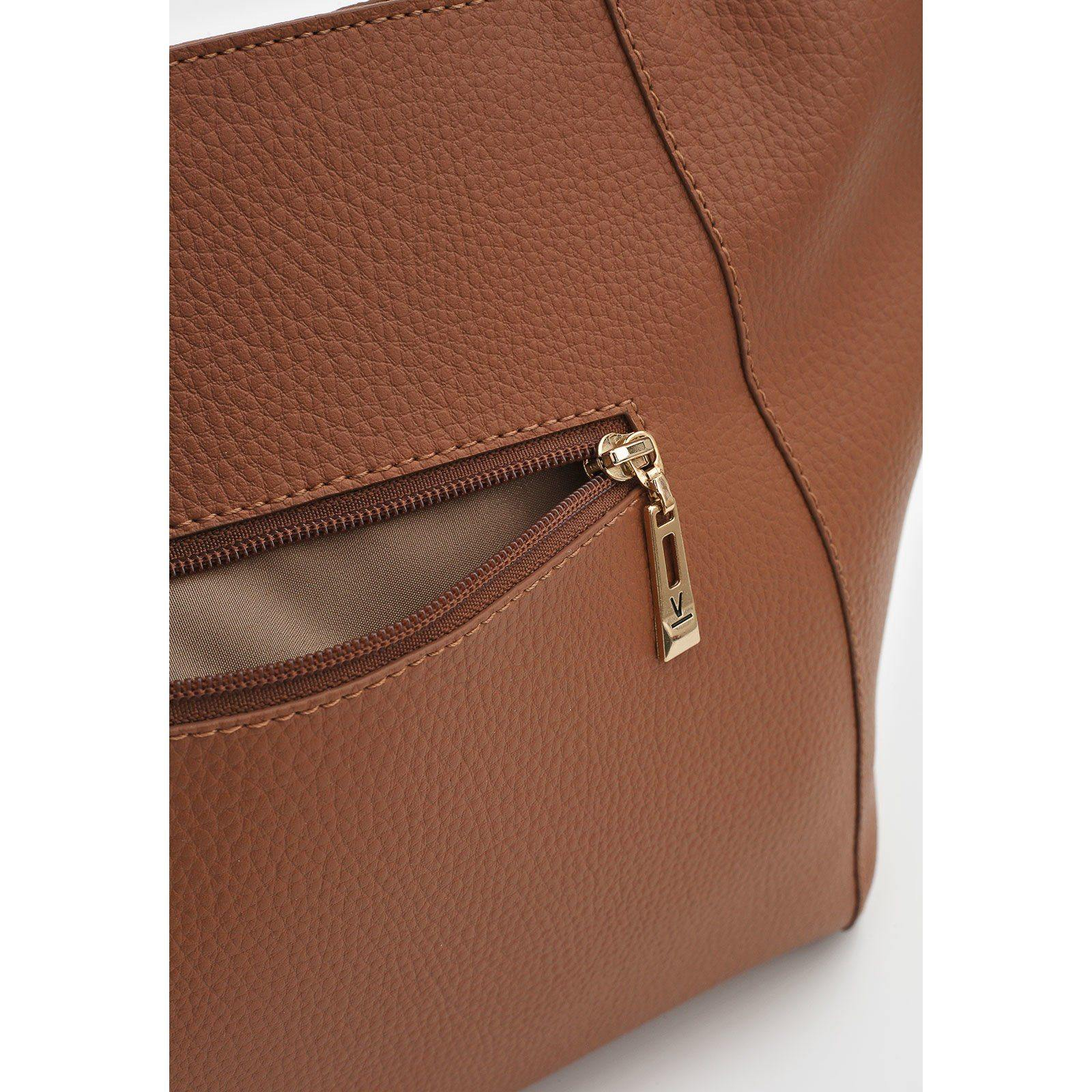 Vizzano 10004-1 Shoulder Bag in Camel